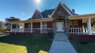 Spencer Single Family Home For Sale: 9300 Pine