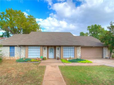 Oklahoma City Single Family Home For Sale: 7208 Edenborough Drive