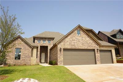 Edmond Single Family Home For Sale: 713 NW 197th Street