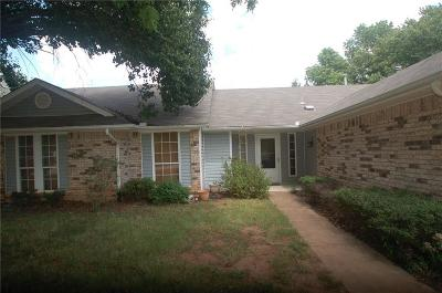 Edmond Single Family Home For Sale: 1025 NW 166th Street