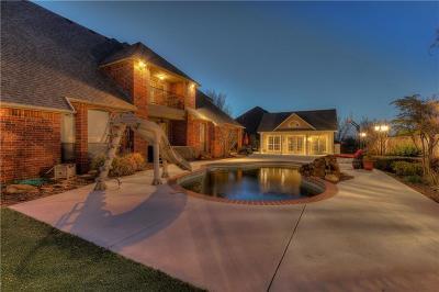 Edmond Single Family Home For Sale: 2808 Warwick Place