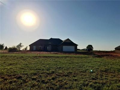 Blanchard OK Single Family Home Sold: $192,500