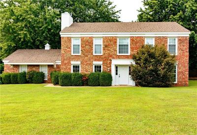 Purcell Single Family Home For Sale: 1023 Lake Front Court
