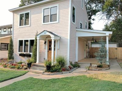 Single Family Home Sold: 414 E Logan Street