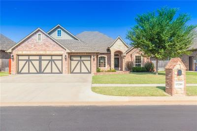 Single Family Home For Sale: 15209 Pleasant Cove Lane
