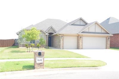 Single Family Home For Sale: 18416 Bridlington Drive