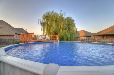 Oklahoma City Single Family Home For Sale: 4816 Granite Drive
