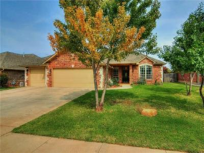 Norman Single Family Home For Sale: 2221 South Lake Boulevard
