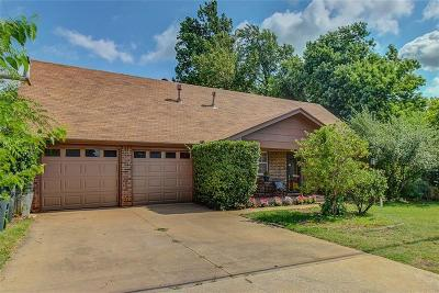 Midwest City Single Family Home For Sale: 215 Guy Drive