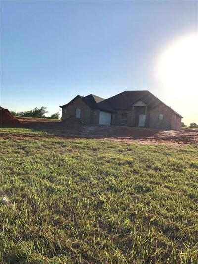 Blanchard Single Family Home For Sale: 1372 County Road 2965