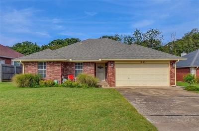Choctaw OK Single Family Home For Sale: $152,900