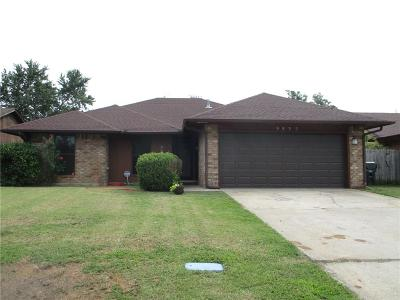 Midwest City OK Single Family Home Sold: $152,000