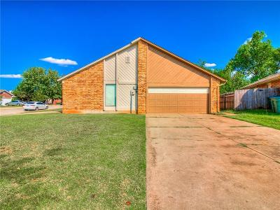 Edmond Attached For Sale: 1030 Pruett Drive