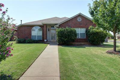 Edmond Single Family Home For Sale: 17653 Lead Lane