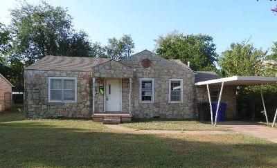 Norman Single Family Home For Sale: 108 E Dale Street