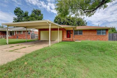 Warr Acres Single Family Home For Sale: 4501 NW 46th Street