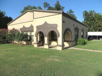Chickasha Single Family Home For Sale: 1827 S 20th Street