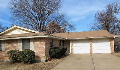 Midwest City Single Family Home For Sale: 9313 NE Stardust Lane