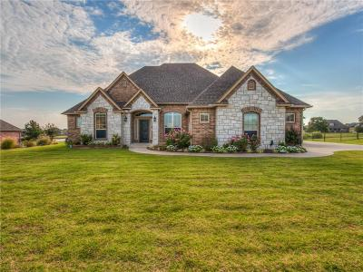 Choctaw Single Family Home For Sale: 816 Sterling Drive