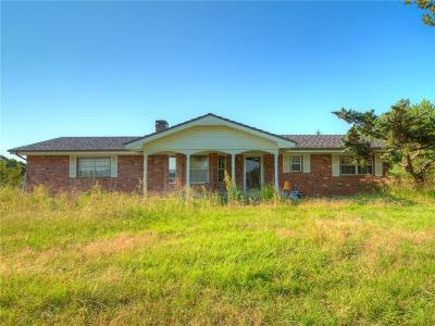Noble OK Single Family Home For Sale: $170,000