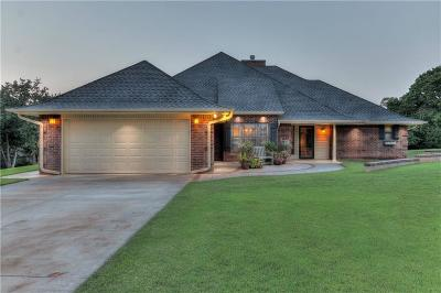 Norman Single Family Home For Sale: 9821 Brush Creek