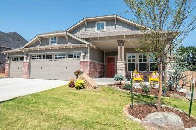 Edmond Single Family Home For Sale: 3225 Clock Tower Circle