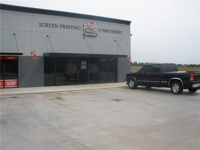 McClain County Rental For Rent: 2110 N (SW Corner Frontage)main (A)