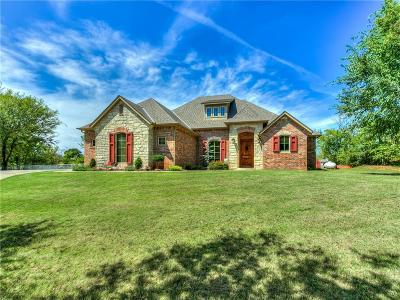 Blanchard Single Family Home For Sale: 24995 Tanglewood Drive