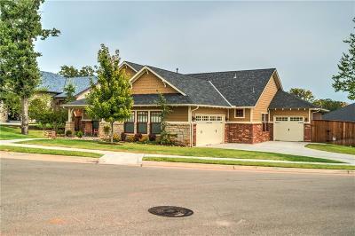 Edmond Single Family Home For Sale: 1416 Church