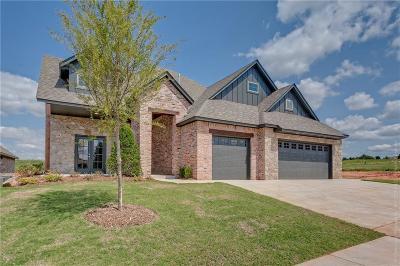 Edmond Single Family Home For Sale: 709 NW 197 Street