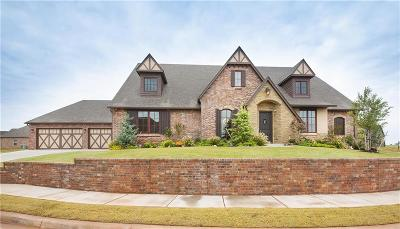 Edmond Single Family Home For Sale: 16768 Little Leaf