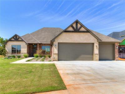 Oklahoma City Single Family Home For Sale: 15509 Fountain Creek