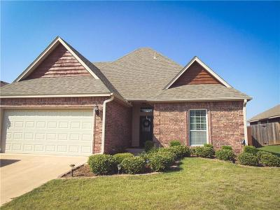 Edmond Single Family Home For Sale: 2117 NW 158th