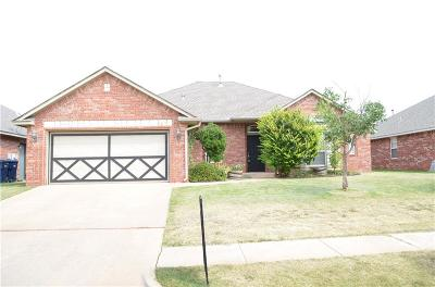Yukon Single Family Home For Sale: 13820 Teagen Lane