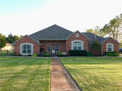 Blanchard Single Family Home For Sale: 2457 County Road 1199