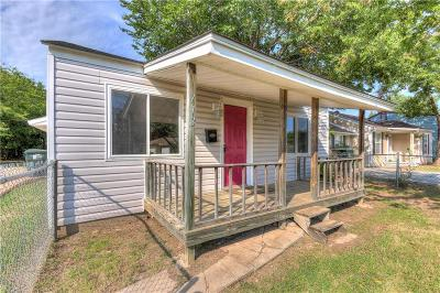 Norman Single Family Home For Sale: 713 E Johnson