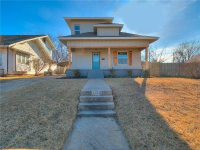 Oklahoma City Single Family Home Sold: 1320 NW 22nd Street