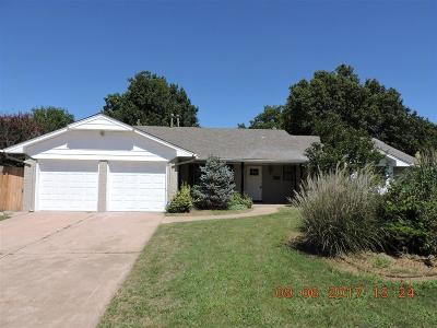 Midwest City Single Family Home For Sale