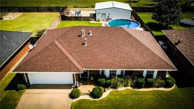 Elk City Single Family Home For Sale: 102 Ranch