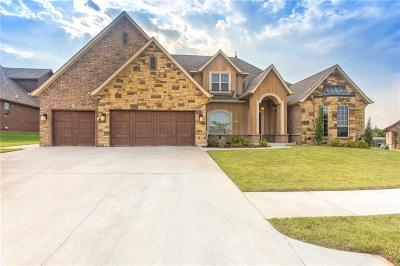 Edmond Single Family Home For Sale: 5225 Keystone Circle