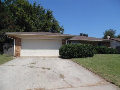 Yukon OK Single Family Home Sale Pending: $97,500