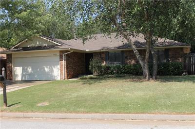 Edmond Single Family Home For Sale: 2325 Appleway