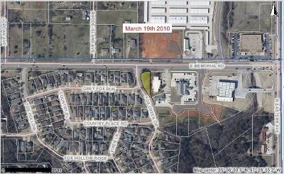 Oklahoma City Residential Lots & Land For Sale: 1700 E Memorial