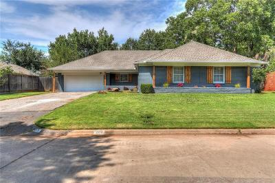 Oklahoma City Single Family Home For Sale: 2113 NW 60th Street