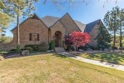 Edmond OK Single Family Home For Sale: $550,000