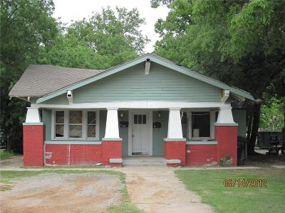 Oklahoma City Single Family Home For Sale: 1417 N Ellison