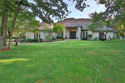 Edmond Single Family Home For Sale: 2800 La Due Lane