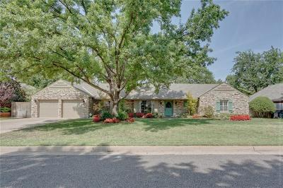 Oklahoma City Single Family Home For Sale: 2917 Chapel Hill Road