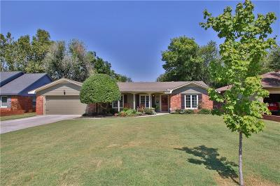 Nichols Hills OK Single Family Home For Sale: $425,000