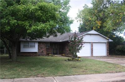 Edmond Single Family Home For Sale: 817 S State Street
